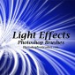 16 Light Effects Photoshop Brushes