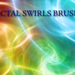 10 High-resolution Fractal Art Photoshop Brushes