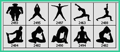 yoga postures-1