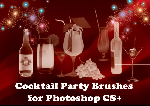 party clip art photoshop brushes