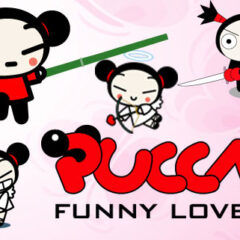 Photoshop Brushes: 18 Funny Pucca Pictures