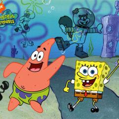 16 Spongebob Squarepants Photoshop Brushes