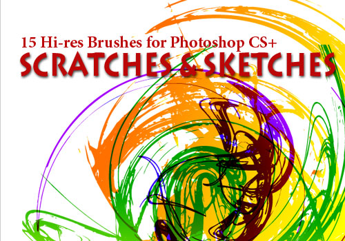 grunge-brushes-scratches-photoshop brushes