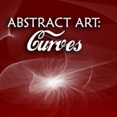 Abstract Art Photoshop Brushes: Curves