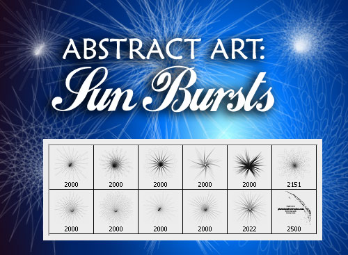 abstract art photoshop brushes
