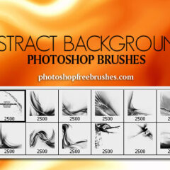 11 High-Res Abstract Background Photoshop Brushes