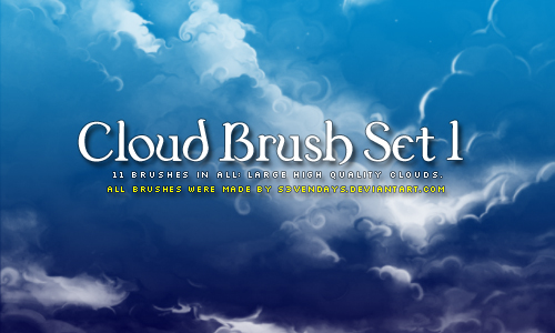 new photoshop brushes