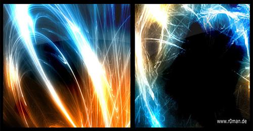fractal photoshop brushes