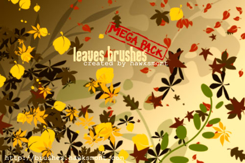 autumn clip art [DOWNLOAD AUTUMN CLIP ART BRUSHES]