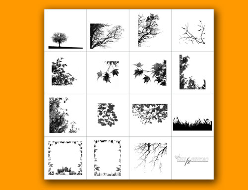 autumn clip art1 DOWNLOAD AUTUMN CLIP ART BRUSHES]