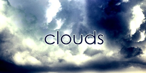 clouds photoshop brushes