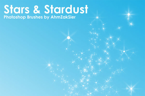 500+ Stars Photoshop Brushes: Sparkles, Burts and More | PHOTOSHOP ...