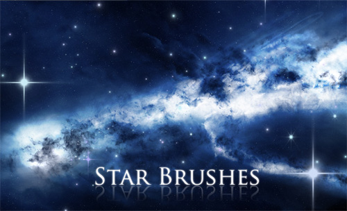 stars photoshop brushes