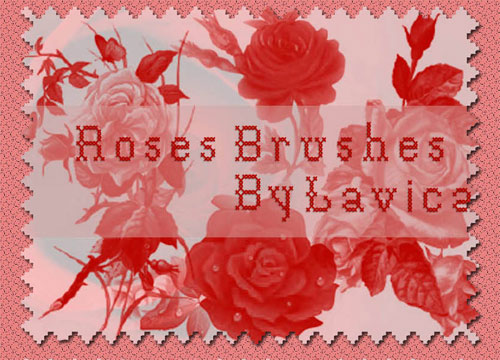 rose photoshop brushes