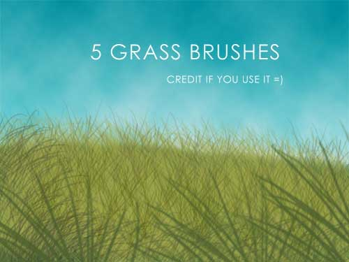 grass-photoshop-brushes