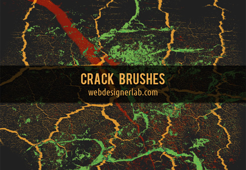 crack brushes for photoshop