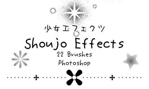 japanese photoshop brushes