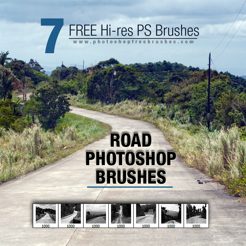road-photoshop-brushes