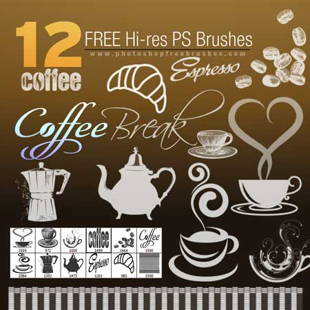 coffee-brushes