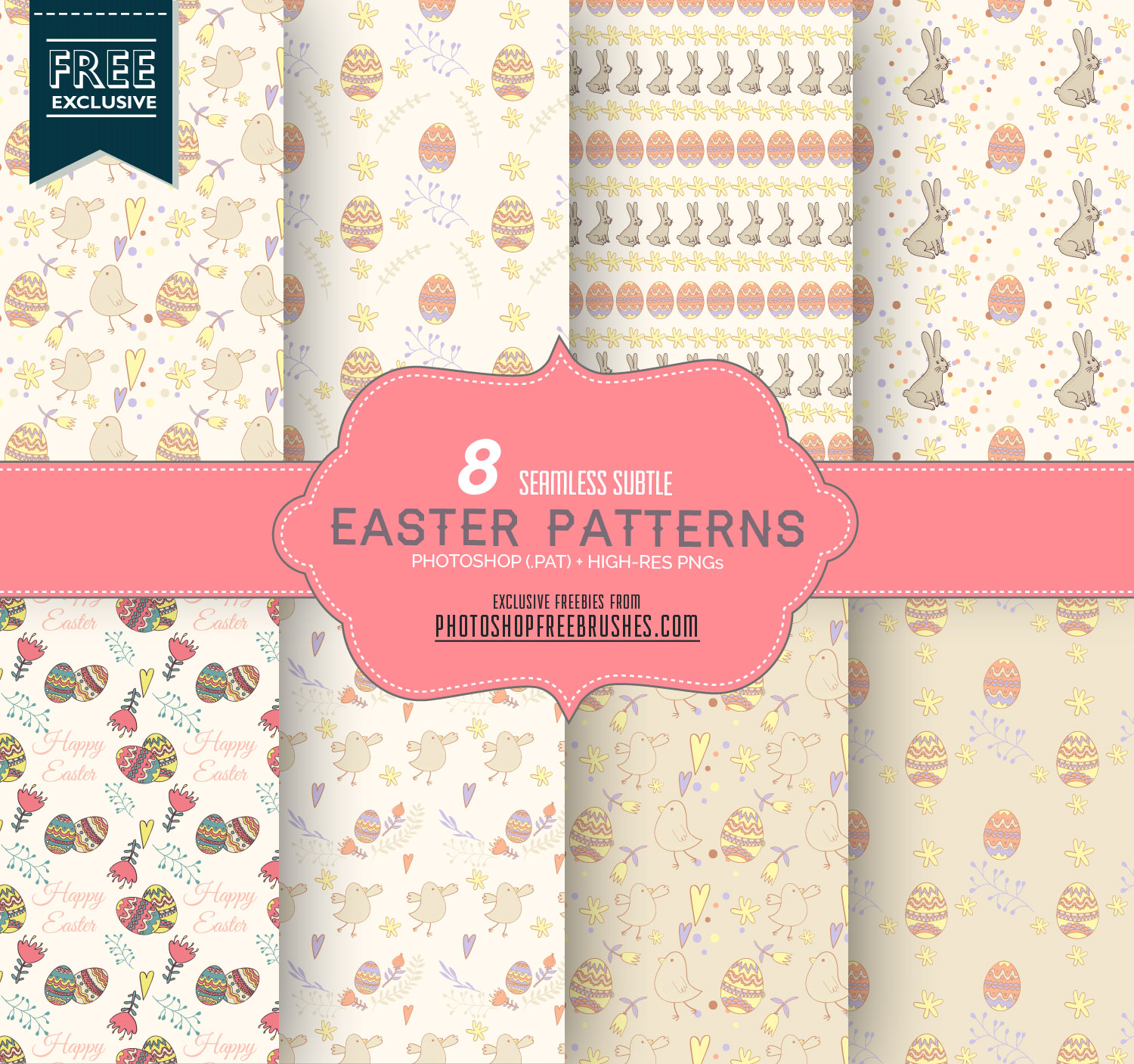 easter-pattern-backgrounds