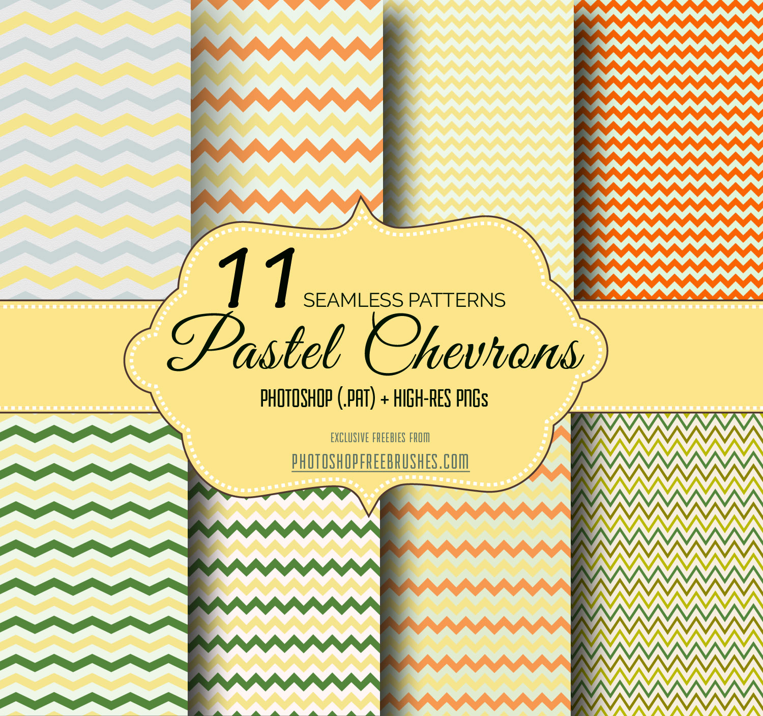 pastel-chevron-patterns