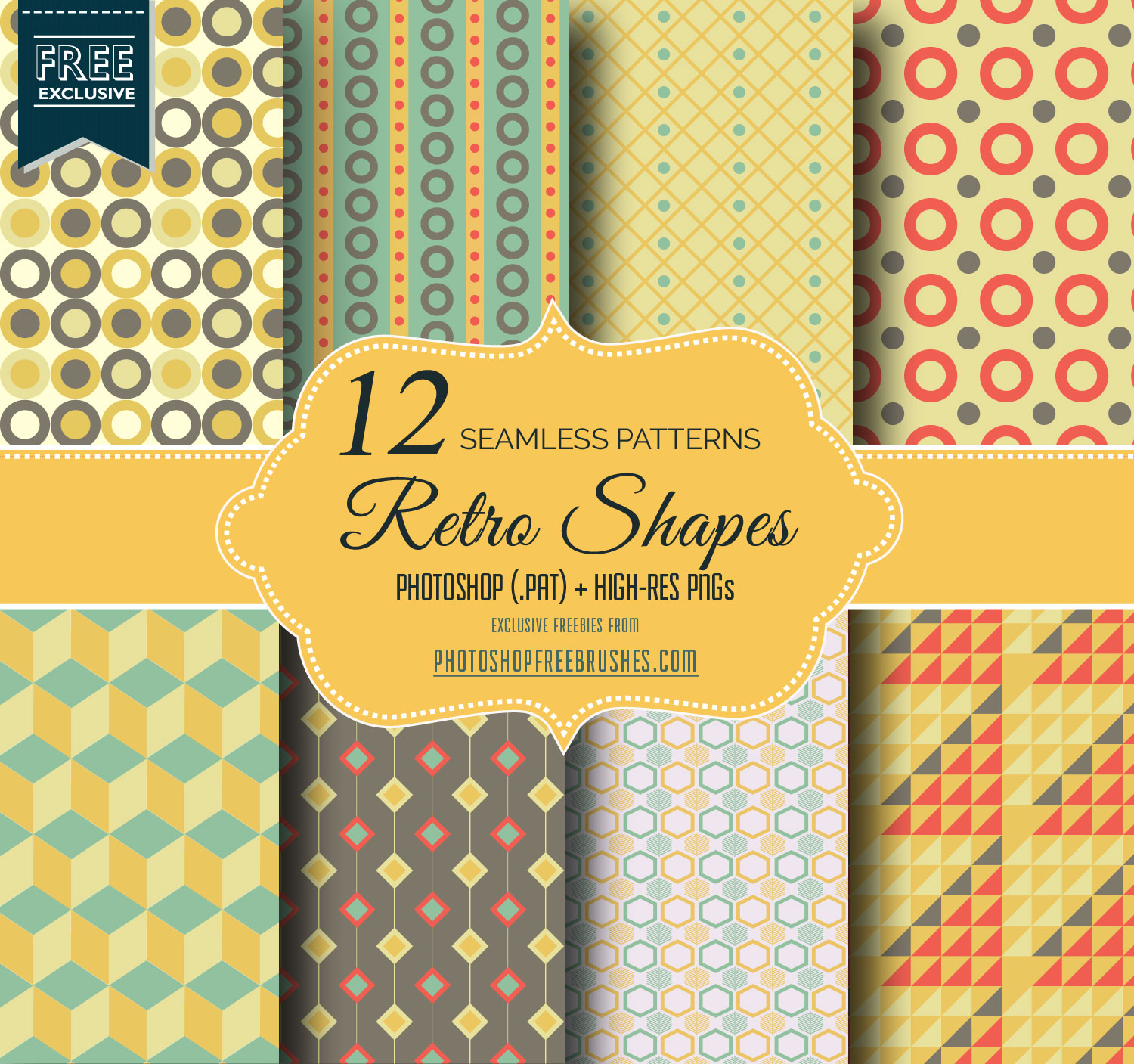 retro-seamless-patterns