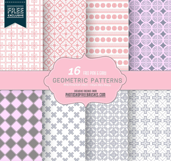 squares seamless patterns