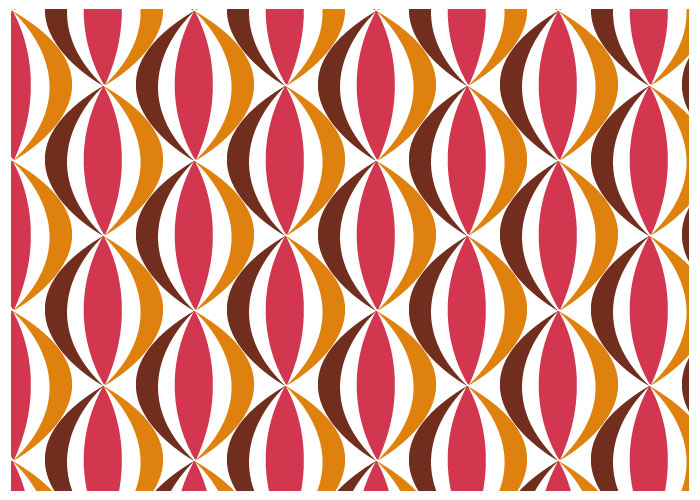 8 vintage repeating background patterns