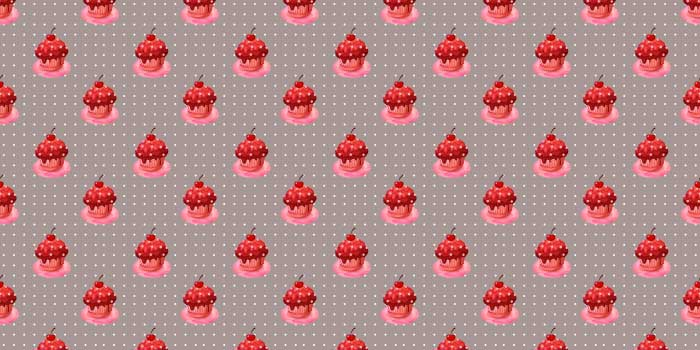 cupcakes-dots-pattern-2