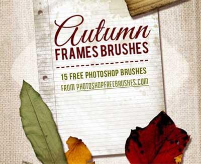 autumn-frames-brushes