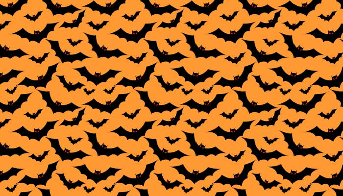 12 Free Halloween Patterns in Orange and Black | PHOTOSHOP FREE ...