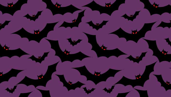 12 Seamless Halloween Purple Patterns | PHOTOSHOP FREE BRUSHES