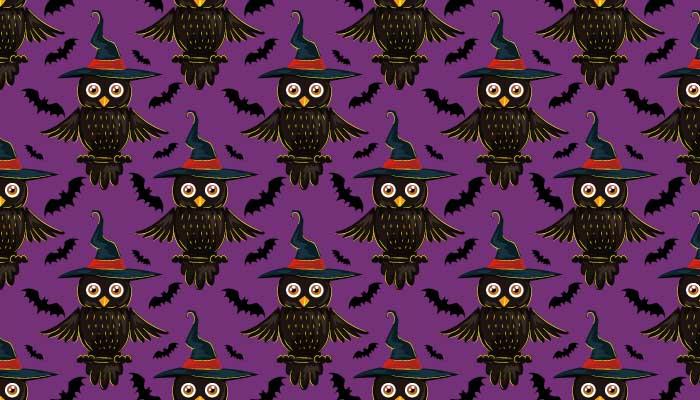 halloween-owl-pattern