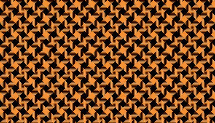 halloween-plaid-pattern