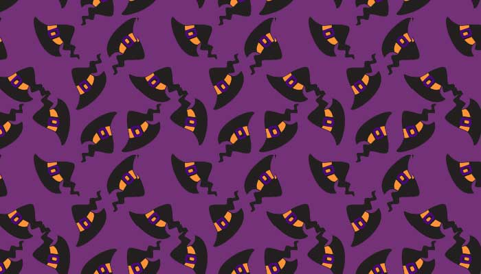photoshop halloween patterns free