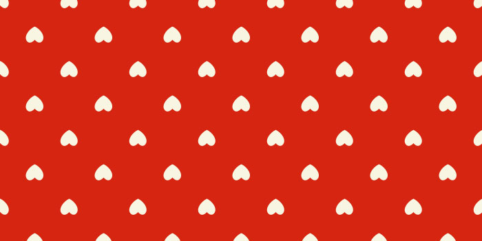 red-hearts-pattern-1