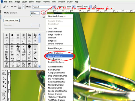 How to Install Brushes for Photoshop 7+ | PHOTOSHOP FREE BRUSHES