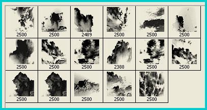 16 Clouds Background Photoshop Brushes | PHOTOSHOP FREE BRUSHES
