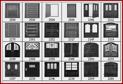 wooden doors Photoshop brushes  sc 1 st  Photoshop Free Brushes to Download & 24 Wooden Doors Photoshop Brushes | PHOTOSHOP FREE BRUSHES