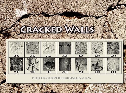 crack brush photoshop brushes download