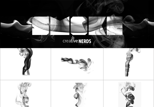 500+ Realistic and Useful Smoke Brushes for Photoshop