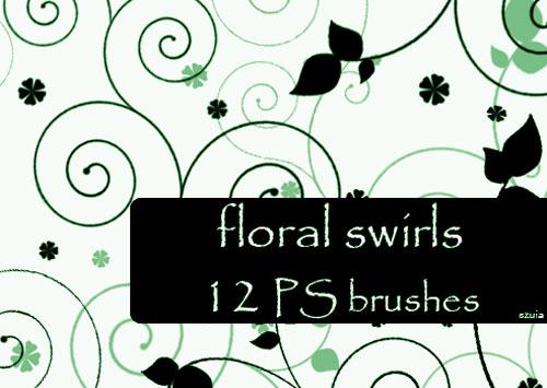 Swirls decor design vector set 05 download | my free photoshop world.