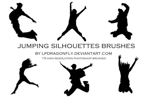 Ultimate Collection of Free People Photoshop Brushes | PHOTOSHOP